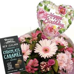 Birthday flowers - birthday gifts delivered Auckland
