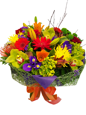 sending flowers to auckland