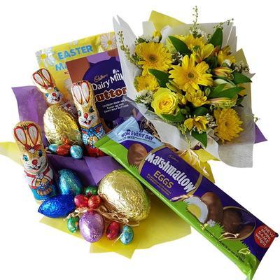 Easter Baskets - Easter Flowers - Easter Gift Baskets.