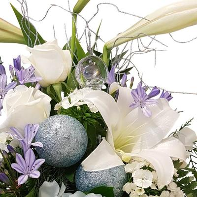 Christmas Flowers Best Blooms Florist Delivery Auckland New Zealand