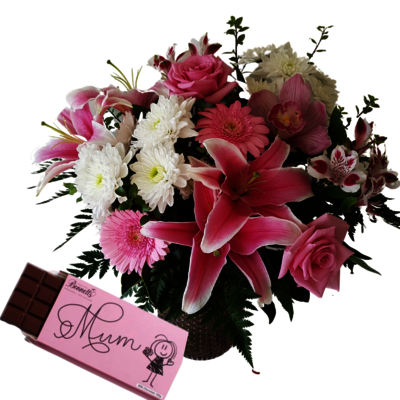 mothers day flowers delivered auckland