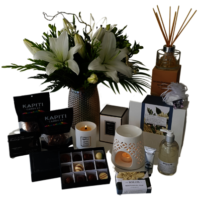 Gift Package Delivered Auckland New Zealand