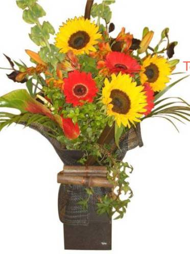 Send Flowers to East Auckland New Zealand