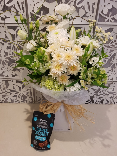 Testimonial for Country Flower Bouquet
