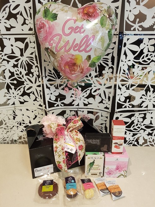 Testimonial for Afternoon Tea Gift Box
