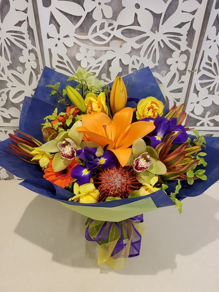 Testimonial Photo for Bright Vox Bouquet