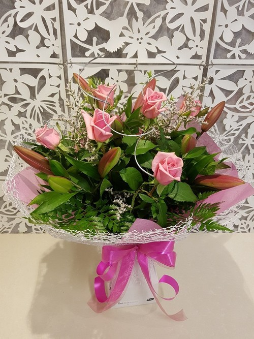 Testimonial for Sweetheart Bouquet