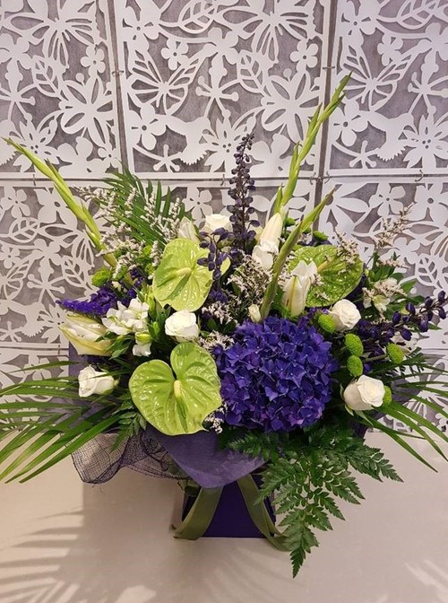 Testimonial for Cool and Calm Bouquet
