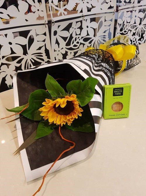 Testimonial for Sunflower and More
