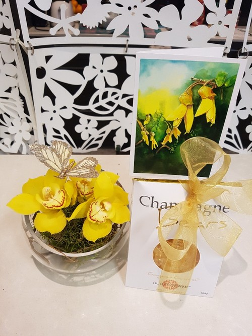 Testimonial Photo for Champagne Orchids