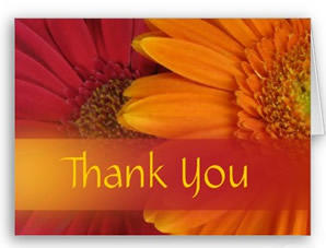 Thank you messages and testimonials reviewing our service for flower delivery in Auckland